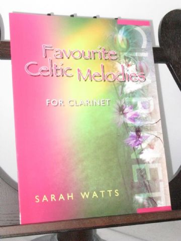 Favourite Celtic Melodies for Clarinet arr Watts S